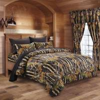 Black Camo Bed In A Bag Set - The Swamp Company