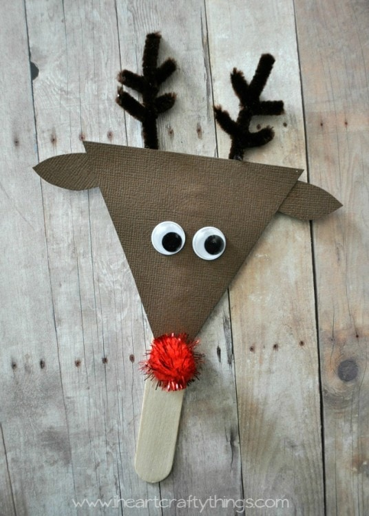 Reindeer Crafts Kids Can Make 10 Fun Ideas! Letters