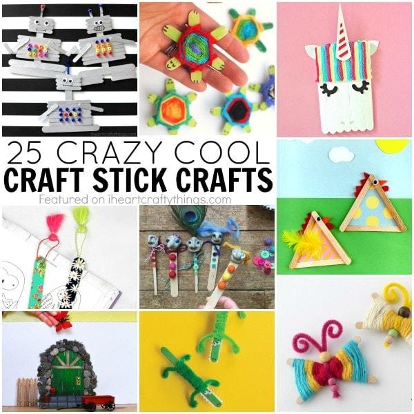 25 crazy cool craft