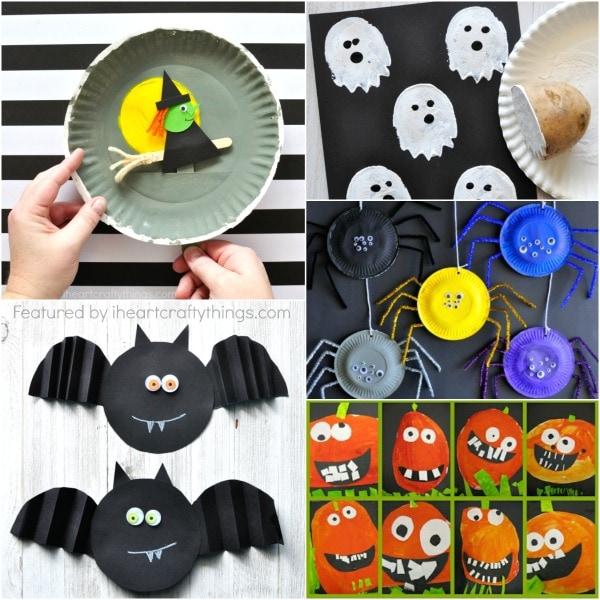 simple halloween crafts kids