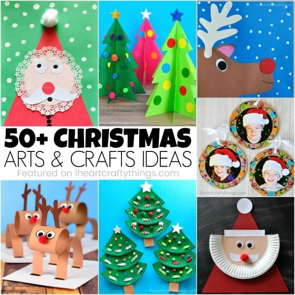 Craft Christmas Ornaments