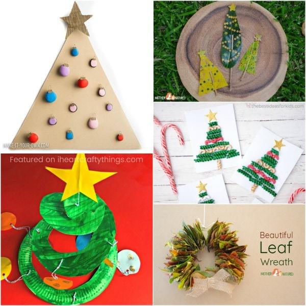 Christmas Art Craft For Preschool
