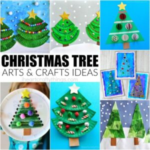 50 christmas arts and