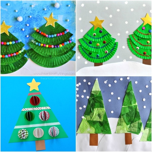 Christmas Arts And Crafts Ideas