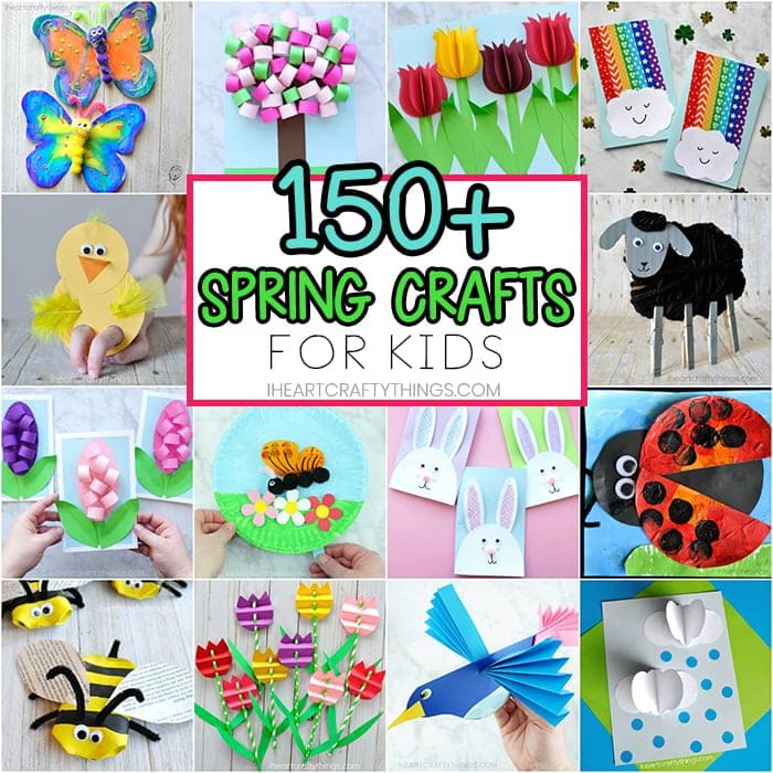 easy spring crafts for