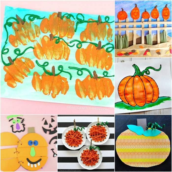 Easy Fall Crafts For Kids 100 Arts And Crafts Ideas For Children