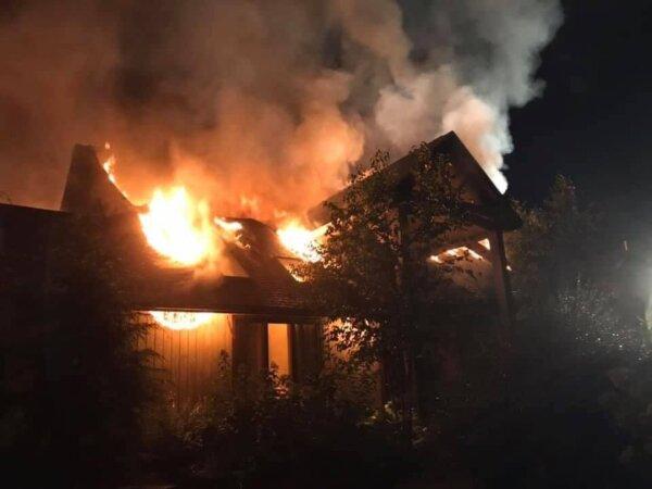 Rachael Ray House Fire