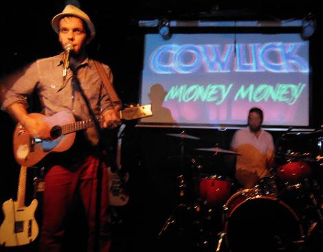 Cowlick
