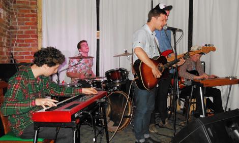 Matt Paxton & The Bloomfields