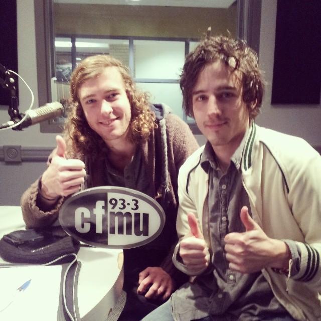 Curtis and Corey of Redanda