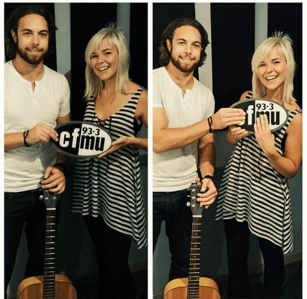 Chris Chiarcos & Laura Cole