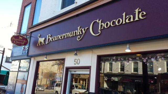 Beanermunky Chocolate