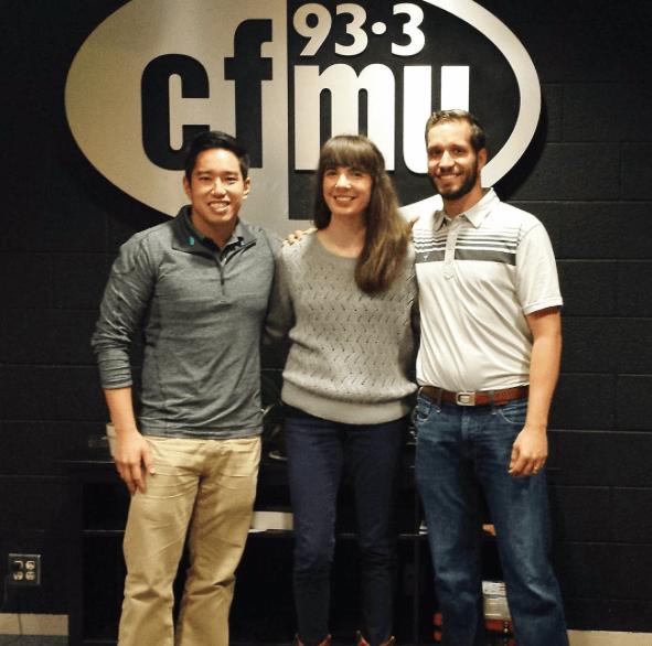 Kevin Huynh, Kristin Archer, Adam Clermont