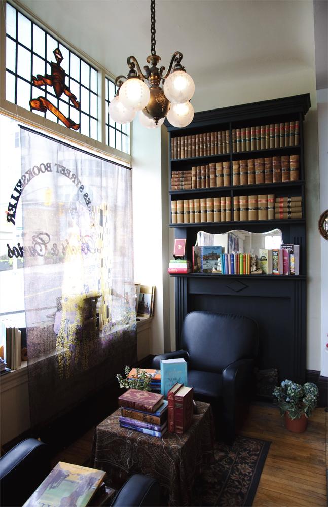 James Street Bookseller