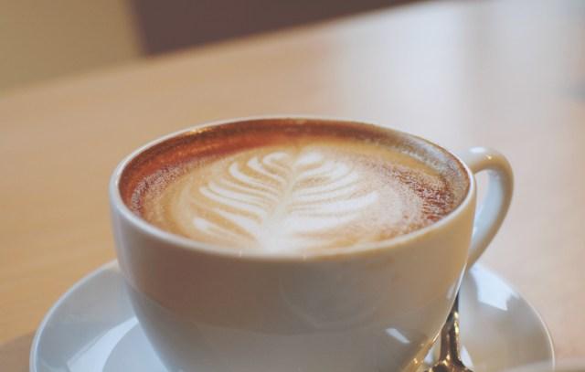 Latte at Ark + Anchor