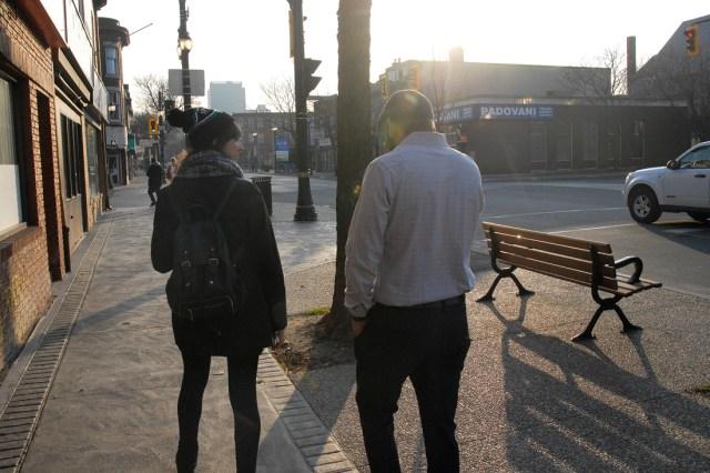 Kristin Archer and Thomas Allen