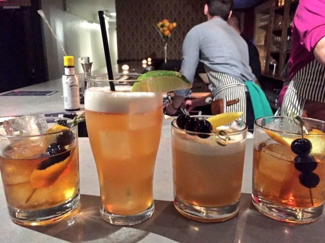 Cocktails at Lake Road