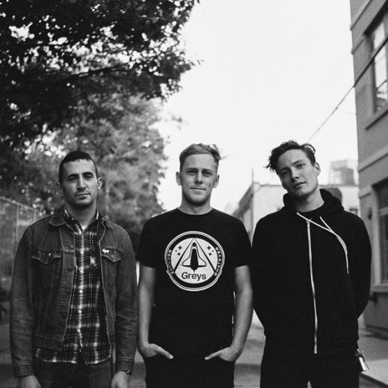 The Dirty Nil. Photo by YOSH Photography