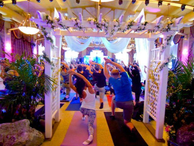 YogaFest at Liuna Station