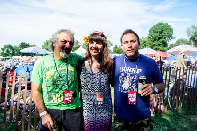 Lou Molinaro, Kristin Archer, Manolis Zontanos. Photo by Lisa Vuyk