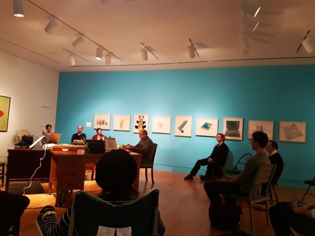 Open Heart at Frost Bites 2017 at the Art Gallery of Hamilton