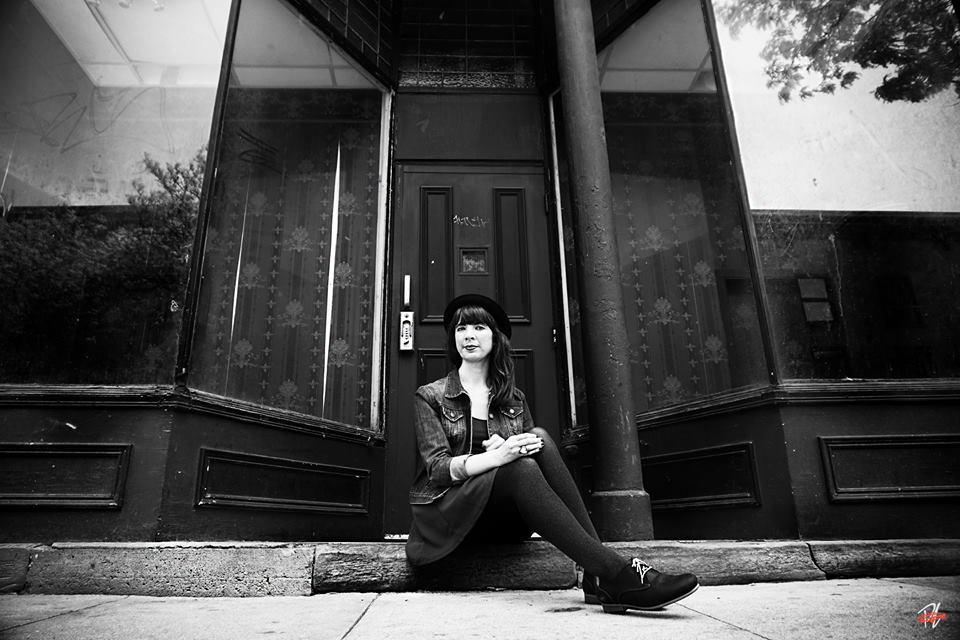 Kristin Archer. Photo by L.A. West