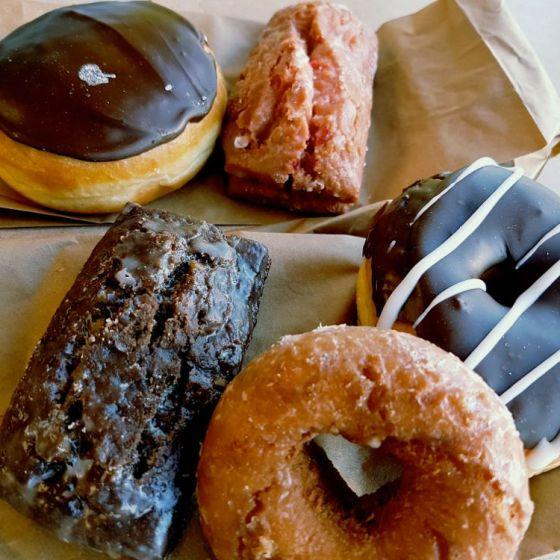 Grandad's Donuts