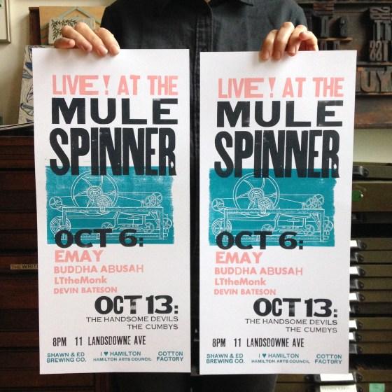 Poster by AllSortsPress
