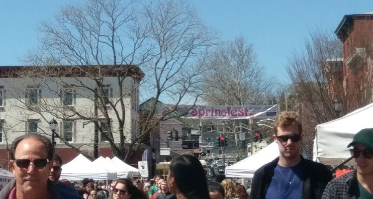 Nyack Street Festival-April 9, 2017
