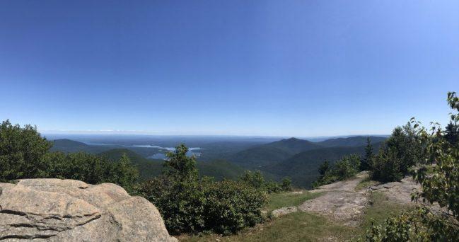 Hiking the Catskills-Wittenberg and Cornell Mountains