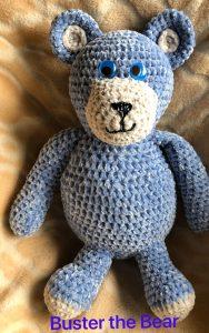 Kreative Kreations - Buster the Bear