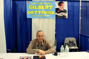 Gilber_Gottfried at the Hudson Valley Comic Con 2019
