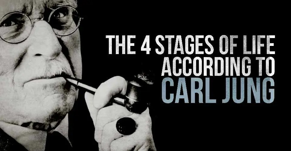 The 4 Stages of Life According to Carl Jung