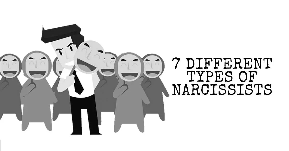 The 7 Different Types of Narcissists  I Heart Intelligence