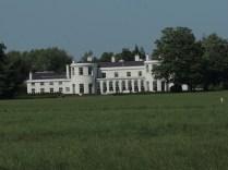 Deerfield (Where the American ambassador lives.)