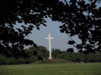 Papal Cross (90-ft high)