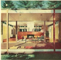 mid-century house plans. | i.heart.living.in.portland ...