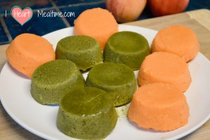 Frozen Fruit and Vegetable Purees