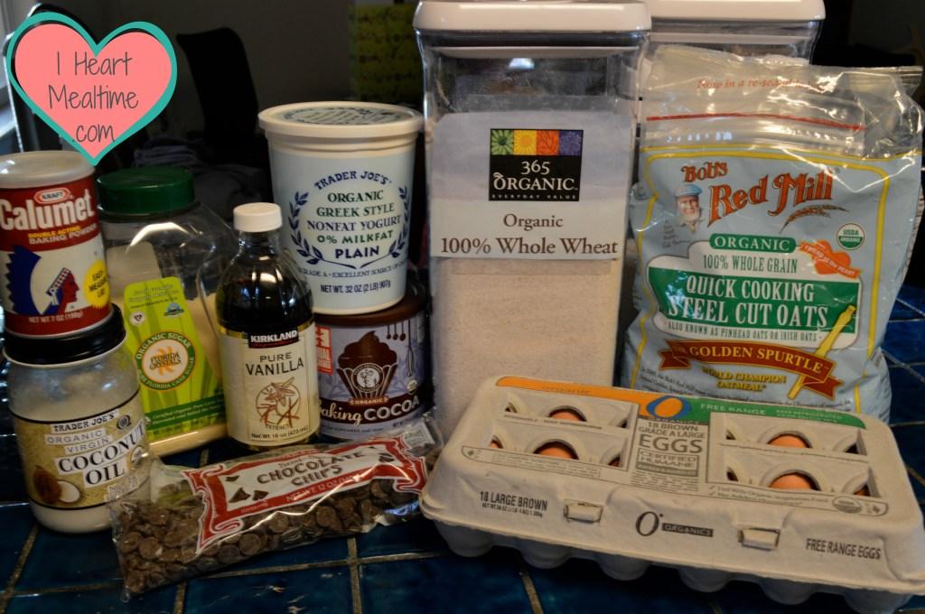 Pantry and Fridge Ingredients
