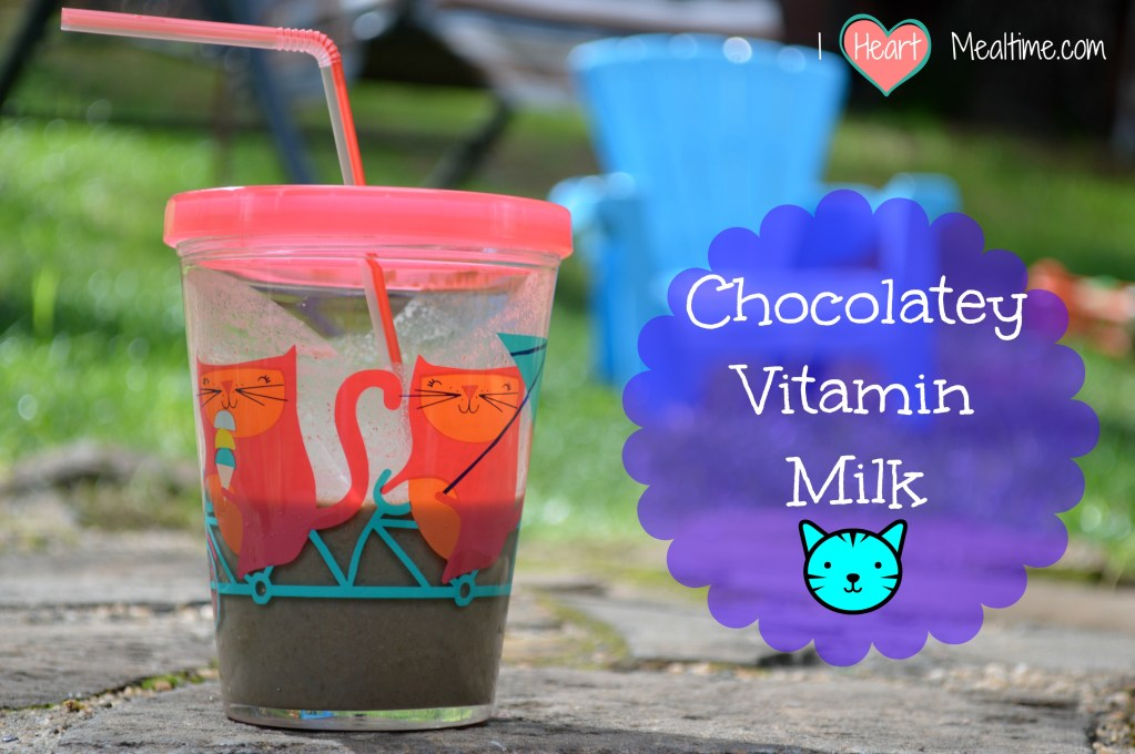 Chocolatey Vitamin Milk