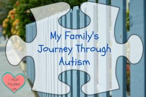 My Family's Journey Through Autism