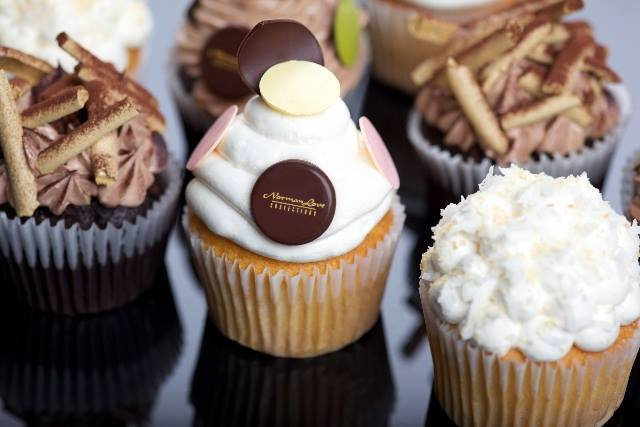 Norman Love Confections Cupcakes