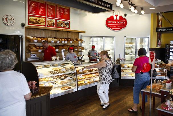 Sweet Odin's Danish Bakery