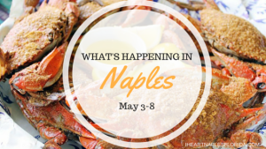 Naples events May 3-8