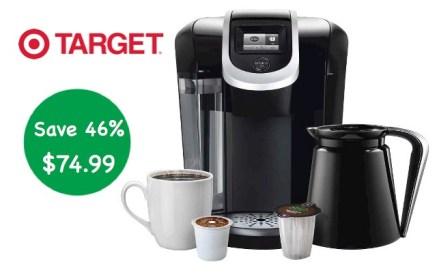 Keurig K300 Coffee Maker Brewing System with Carafe