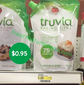 Truvia Baking Blend Coupon Deal