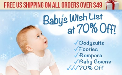 Sage Creek Organics Baby Clothes Sale