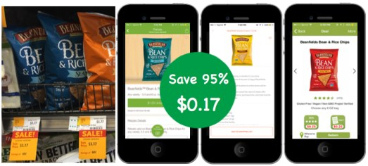 Beanfields Beans & Rice Chips Coupon Deal