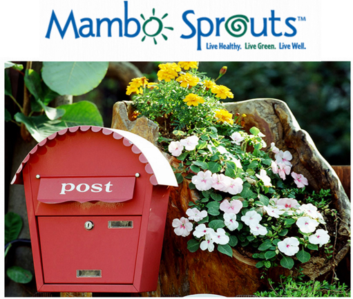 Free Mambo Sprouts Coupon Book