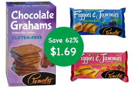 Pamela's Gluten Free Foods Coupon Deal